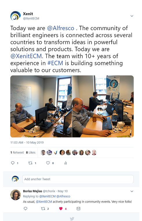 Alfresco Hackathon 3